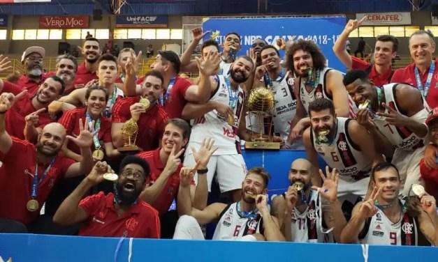 Flamengo vence o Franca em São Paulo e é hexacampeão do NBB