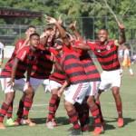 Pela Taça Guanabara, sub-15 e sub-17 do Fla batem Nova Iguaçu e enfrentarão o Vasco nas semifinais