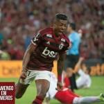 Bruno Henrique marca 23º doblete do Flamengo na história da Libertadores