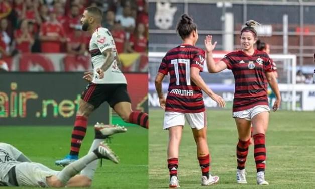 Flamengo acerta com marca que patrocinará futebol masculino e feminino