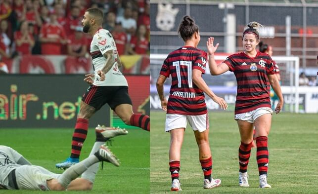 Com enredos semelhantes, Flamengo elimina Internacional duas vezes em cinco dias