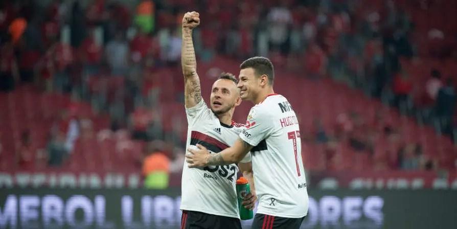 Internacional 1 x 1 Flamengo – Estamos na semifinal da Liberta