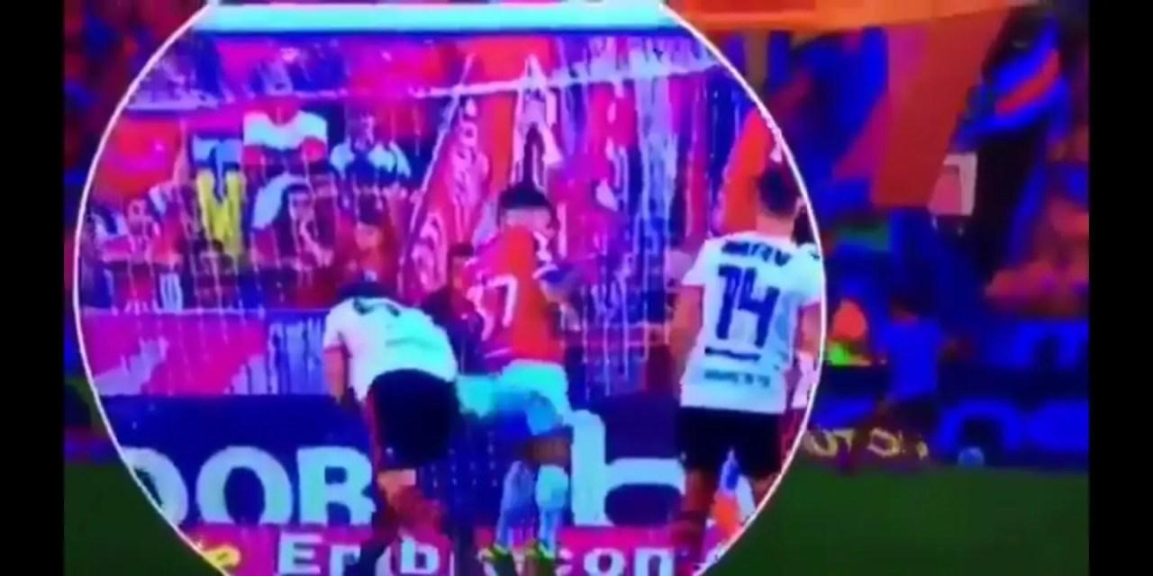 Lembra? Fla teve gol anulado parecido com o do Palmeiras no Beira-Rio
