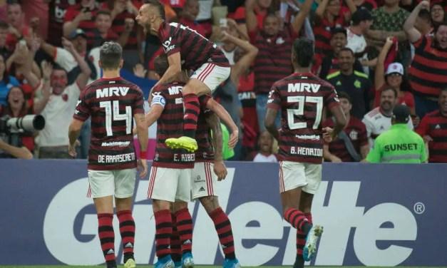 Se vencer ou empatar contra o Atlético, Flamengo conquistará sua quinta maior invencibilidade no Brasileirão em toda história