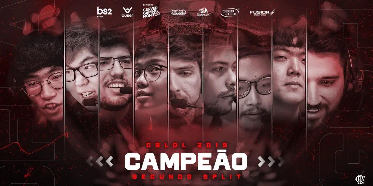 Com a Nação jogando junto, Flamengo eSports é campeão brasileiro de League of Legends.