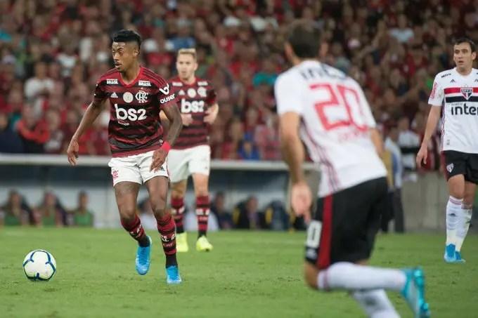 Mesmo após empate, Flamengo somou mais pontos nos três primeiros jogos do segundo turno em relação ao primeiro; confira