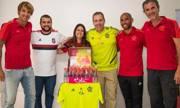 Com administração diferenciada no Beach Soccer, Flamengo fecha com novo patrocinador