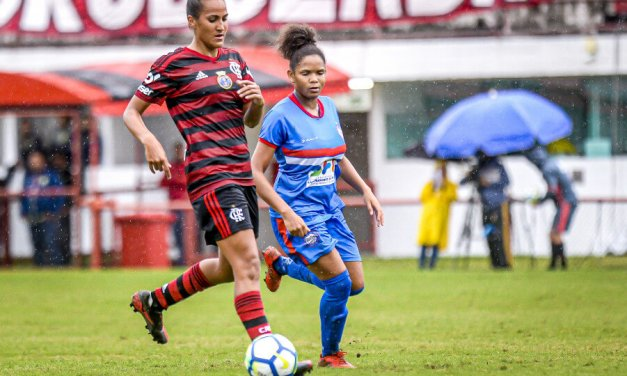 Flamengo goleia novamente e chega aos 109 gols em 5 jogos no Carioca Feminino 2019