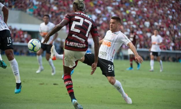 Notas e atuações de Flamengo 4×1 Corinthians