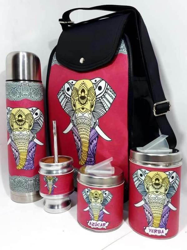 Set matero diseño de Elefante colección FAR