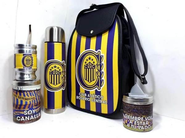 Set matero del Club Rosario colección FAR