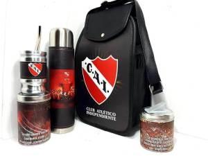 Set matero del Club Independiente colección FAR