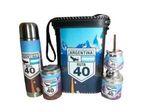 Set matero con diseño de Argentina colección FARTU