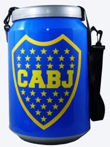 Conservadora con diseño del Club Boca Junior