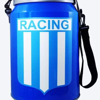Conservadora con diseño del Club Racing