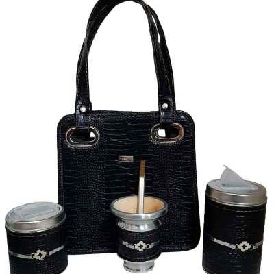 Set matero mini color negro colección GUT