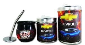 Set de 3 piezas diseño de Chevrolet