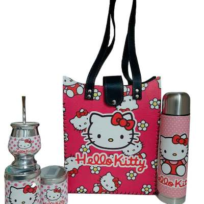 Set matero con diseño de Hello Kitty colección BETD