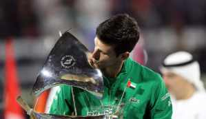 Djokovic campeon en Dubai