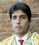 Matador de toros Javier Castaño