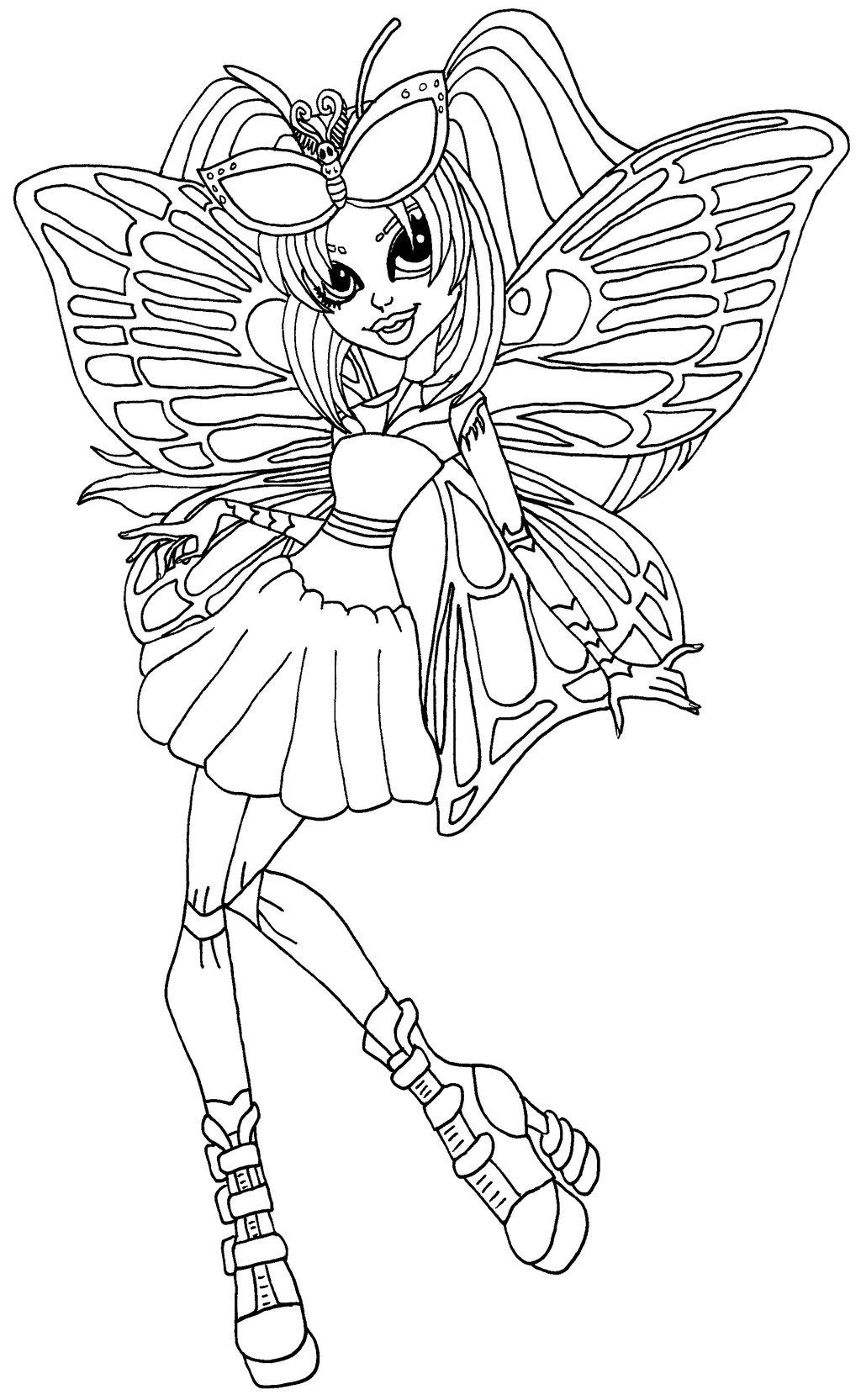 Dibujos Para Pintar De Luna Mothews