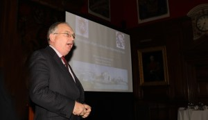 Mungo Melvin speaking at the HAC, Monday 30 January 2017