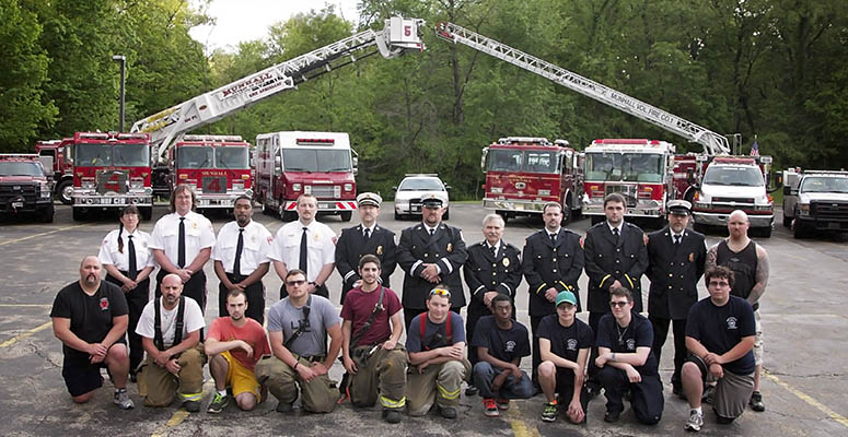 Munhall-Borough-Volunteer-Fire-Departments