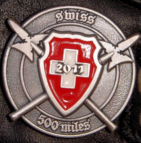 Swiss 500 Miles 2011 ...