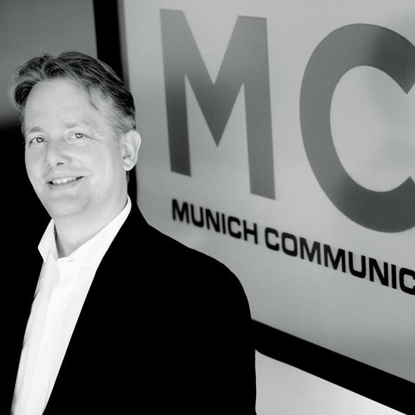 Martin Fiedler, MCL Munich Communication Lab