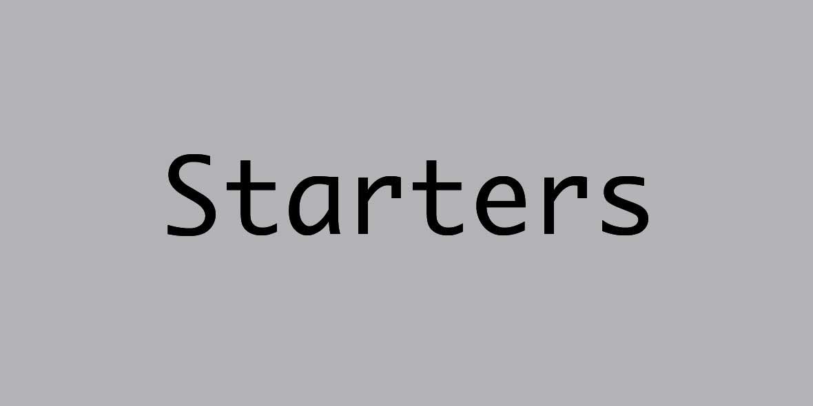 Munich Communication Lab: Starters