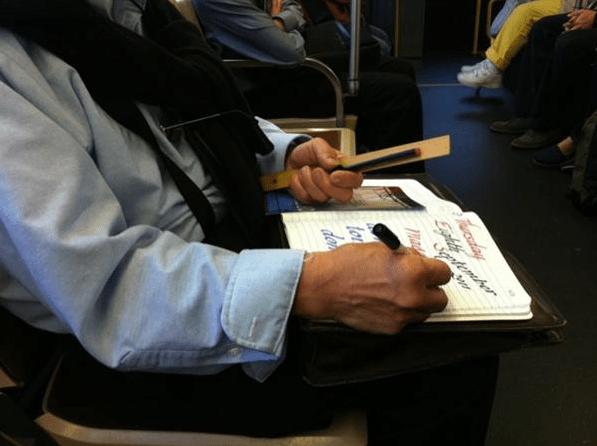 muni diaries calligraphy
