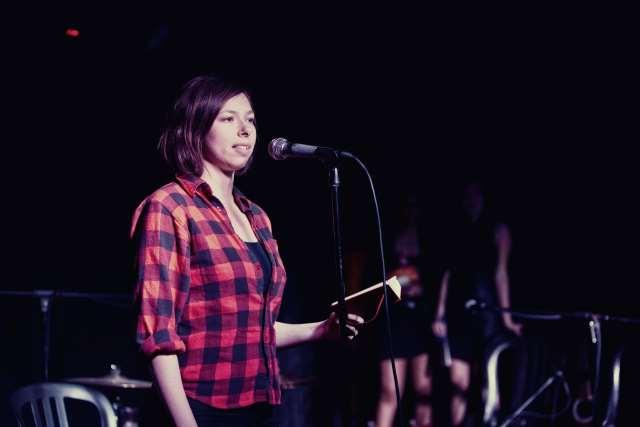 Muni Diaries Live 9 Anna Pulley
