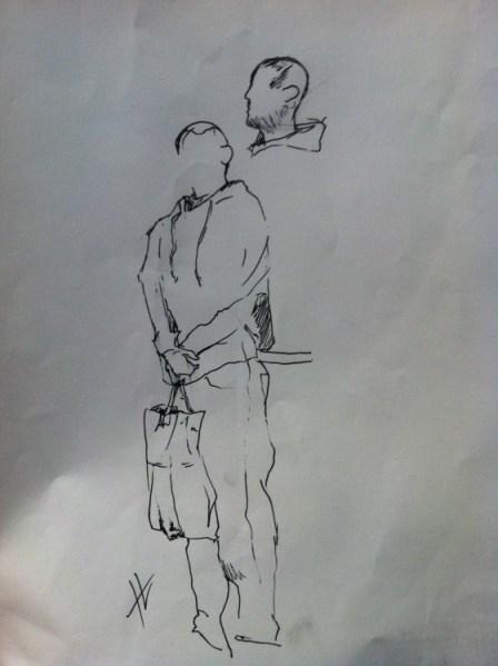 muni drawing ariel