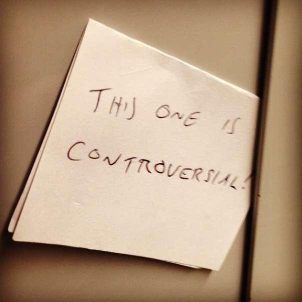 muni note controversy