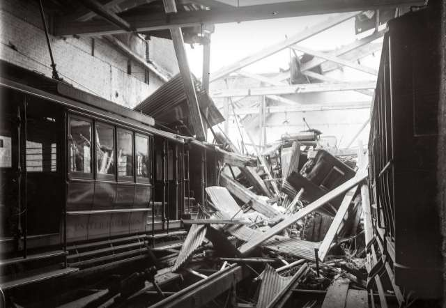 muni sfmta 1906 earthquake cable car power house