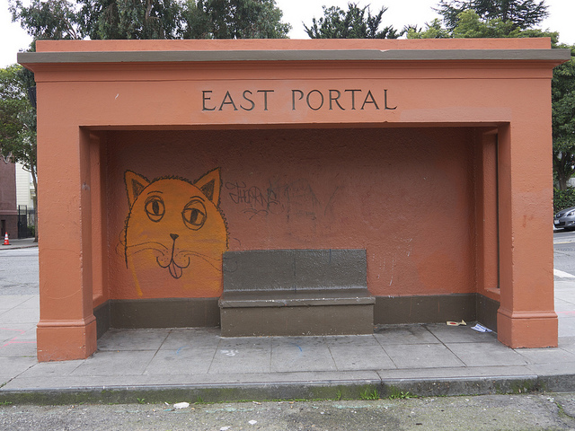 muni cat east portal