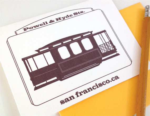 cable car note