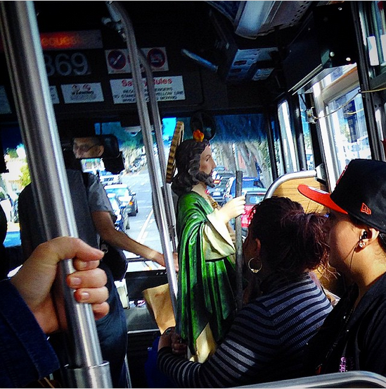 saint on muni