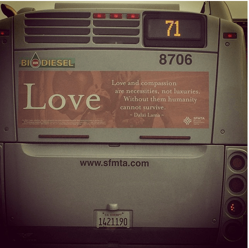 love on muni