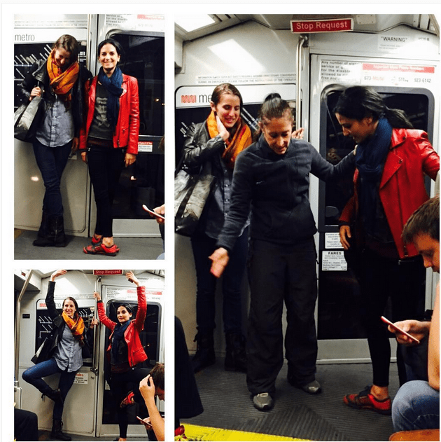 dance lessons on muni