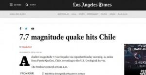 LOS ANGELES TIMES (EE.UU)