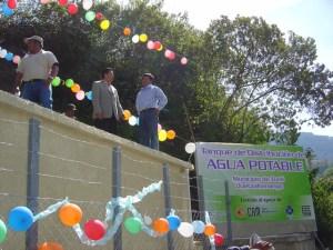 Inauguracion tanque Zunil 3