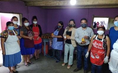 Promoviendo el desarrollo de las mujeres del Municipio de San Antonio Sacatepéquez, Departamento de San Marcos.
