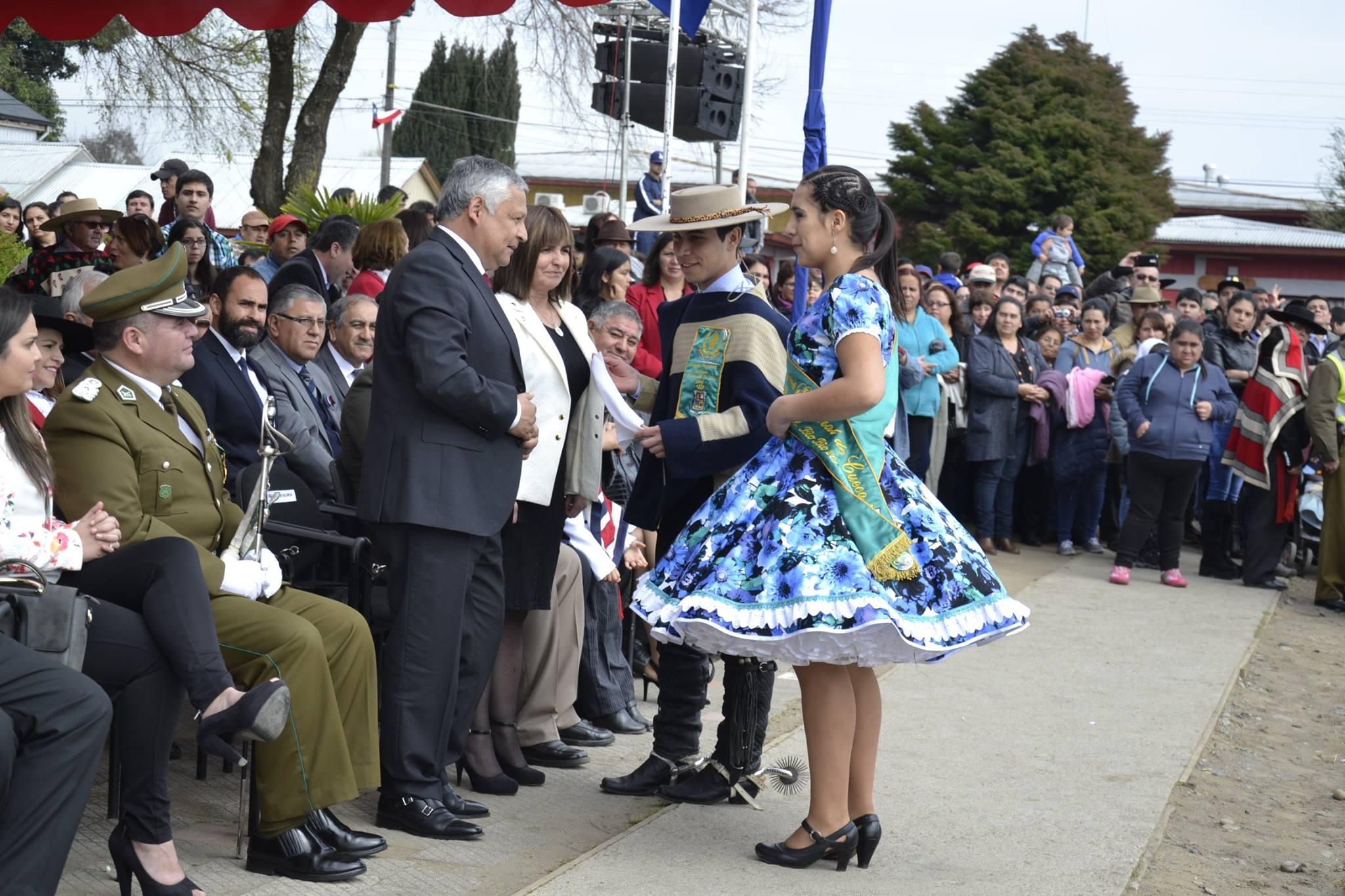 Negrete celebró en grande las Fiestas Patrias