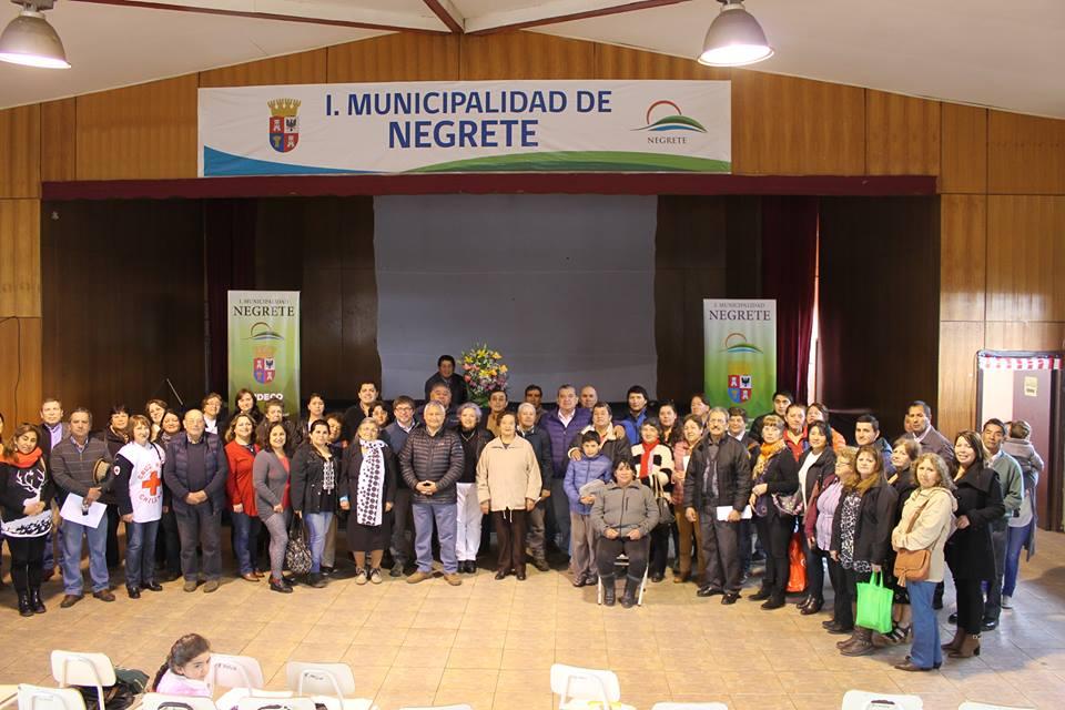 Entrega de Subvenciones a 62 Organizaciones Comunitarias