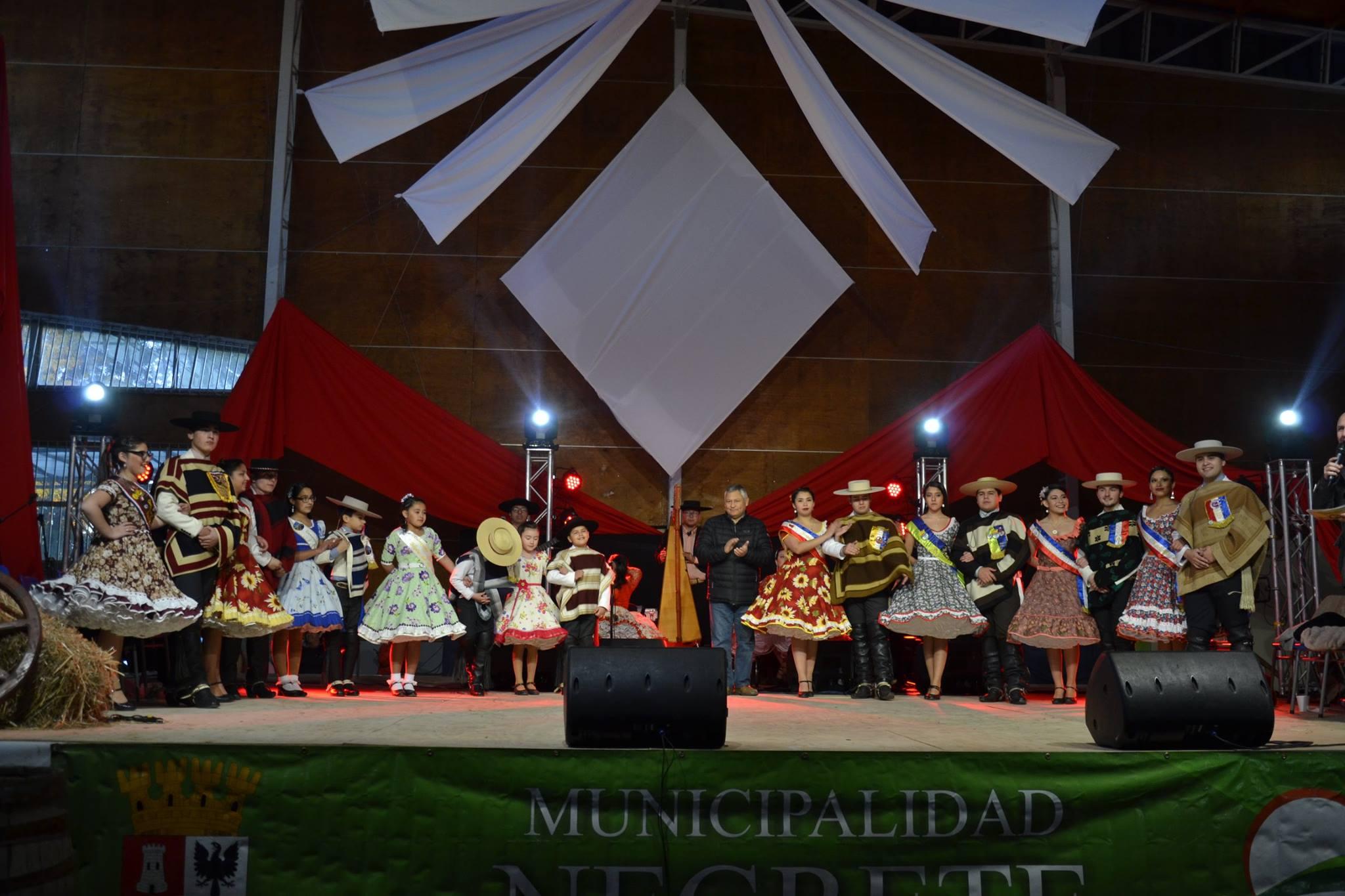 Feria Costumbrista del Carmen 2018