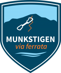 Munkstigen via ferrata