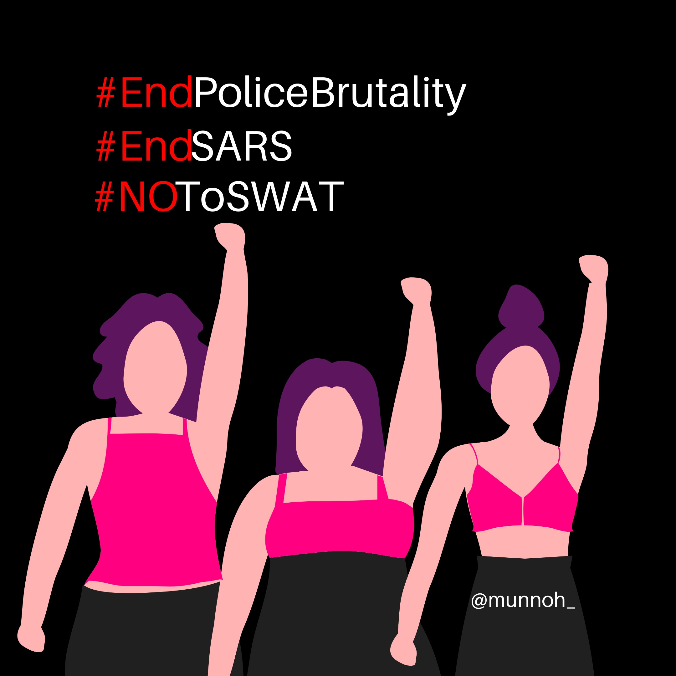My Take on End SARS Protests In Nigeria
