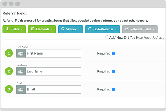Dynamic Forms Built for Conversion Munro Inbound Marketing