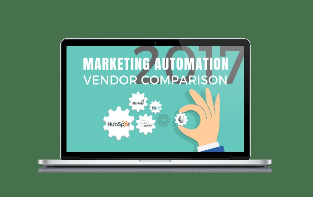 Laptop Marketing Automation 2017 Report